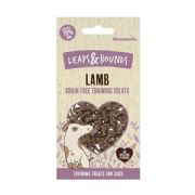 Leaps & Bounds Lamb Grain Free Training Bites for Dogs 100g